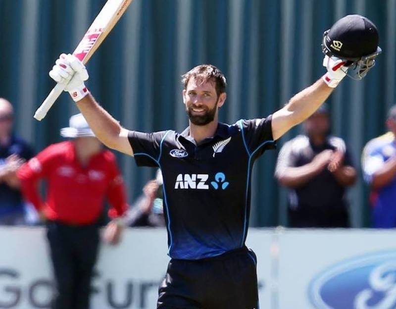 Grant Elliott takes New Zealand to World Cup final