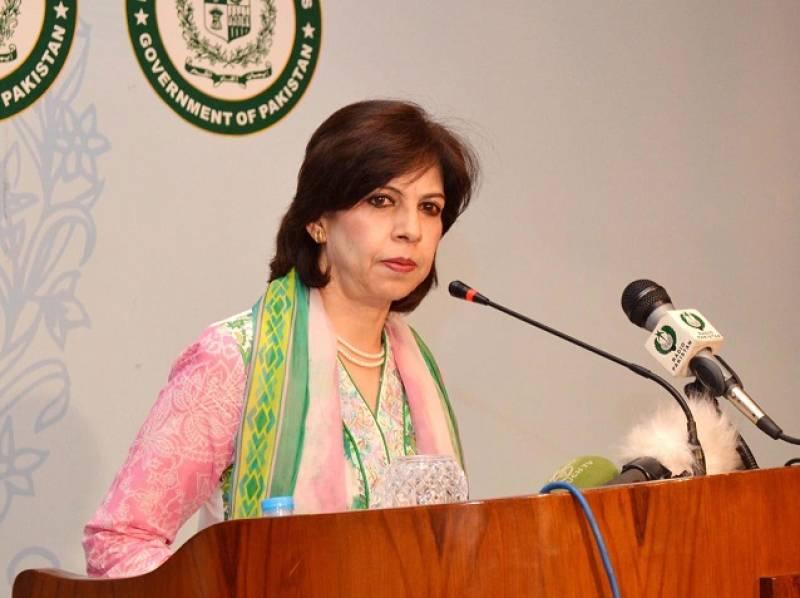 Kashmiris key stakeholder in Pakistan-India talks, says FO