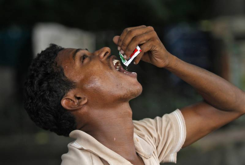 Maharashtra to enforce ban on gutka sale