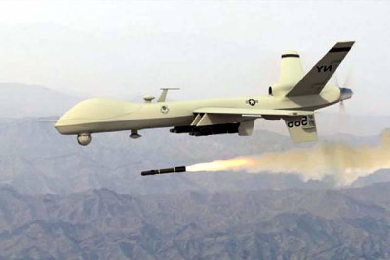 Nine suspected terrorists killed in air strike near Khyber Agency