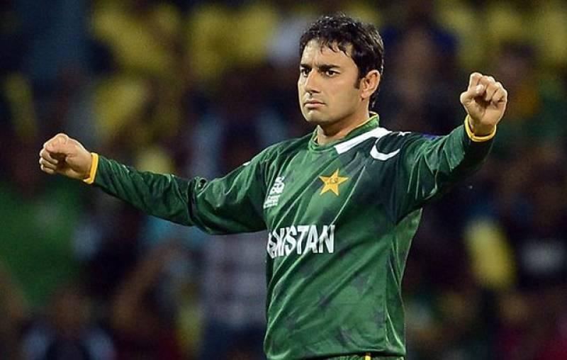 Saeed Ajmal awarded 'Sitara-e-Imtiaz'