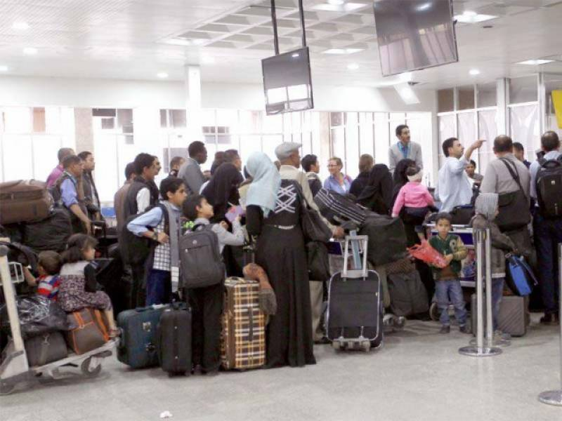 PIA plane takes off from Yemen with 504 stranded Pakistanis on board