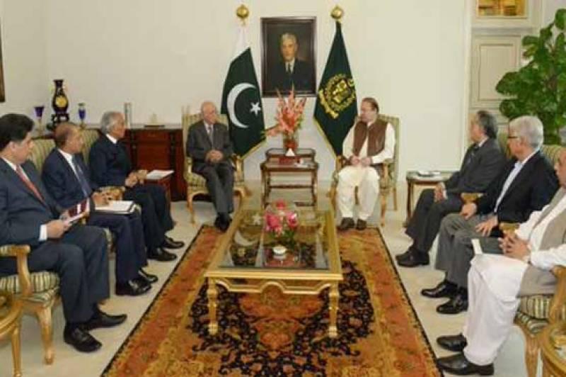 Pakistan defence delegation leaves for Saudi Arabia