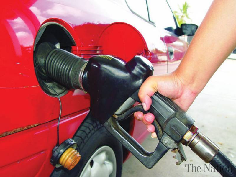 Petrol price up by Rs 4.0 per litre