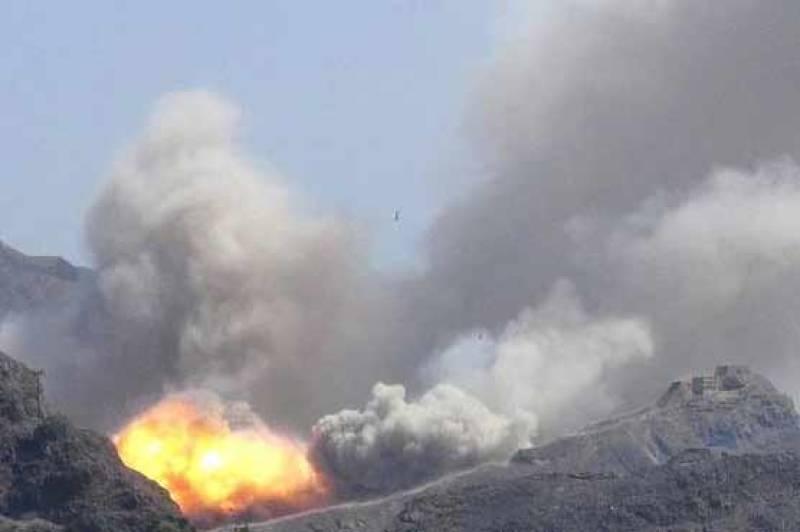 Saudi- led forces strike Yamen rebels, 40 killed