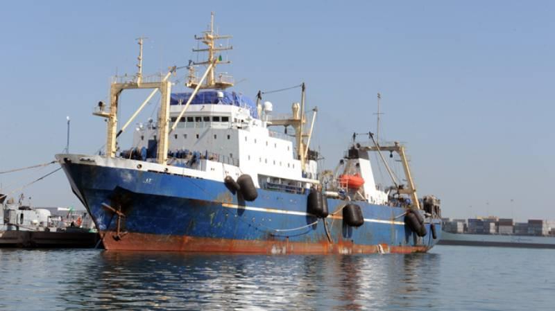 54 dead after Russain trawler sinks in Pacific Ocean