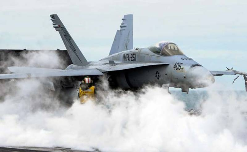 China angry over US jets landing in Taiwan