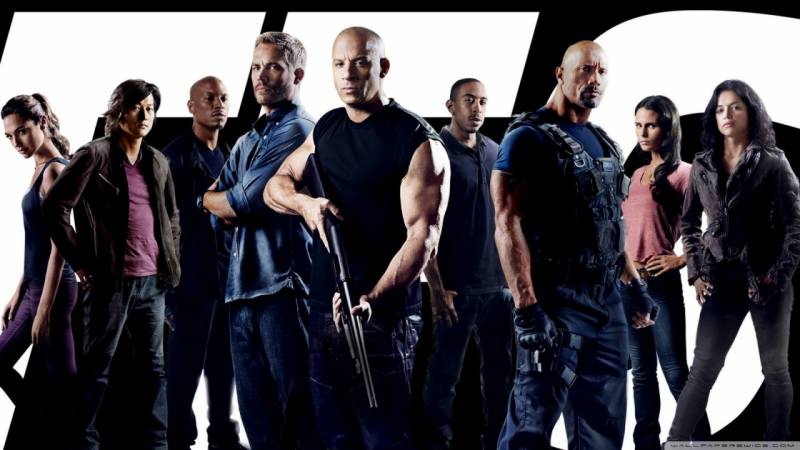 Fast & Furious 7 quick take: It's always good!