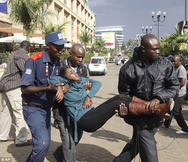 Gunmen attack university in eastern Kenya, kills two