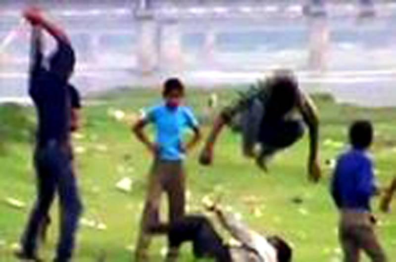 Labourer killed over Rs100 in Agra, mob turn violent
