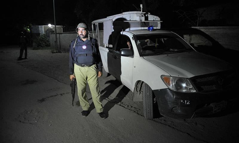Mustafa Kanju arrested from Lodhran