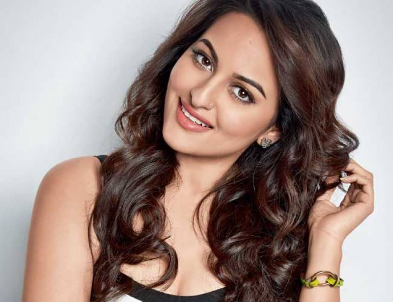Sonakshi Sinha hopes to be immortalise at Madame Tussauds