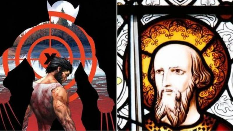 Wolverine becomes 'Apostle Paul'