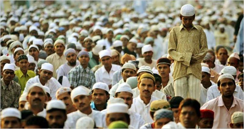 India will beat Indonesia to have biggest Muslim population by year 2050