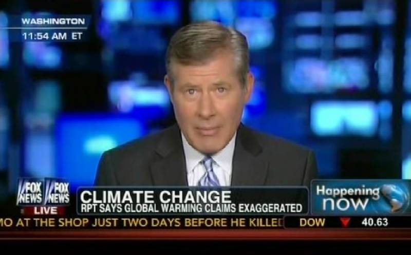 More Americans trust Fox News than Obama on climate change, study finds