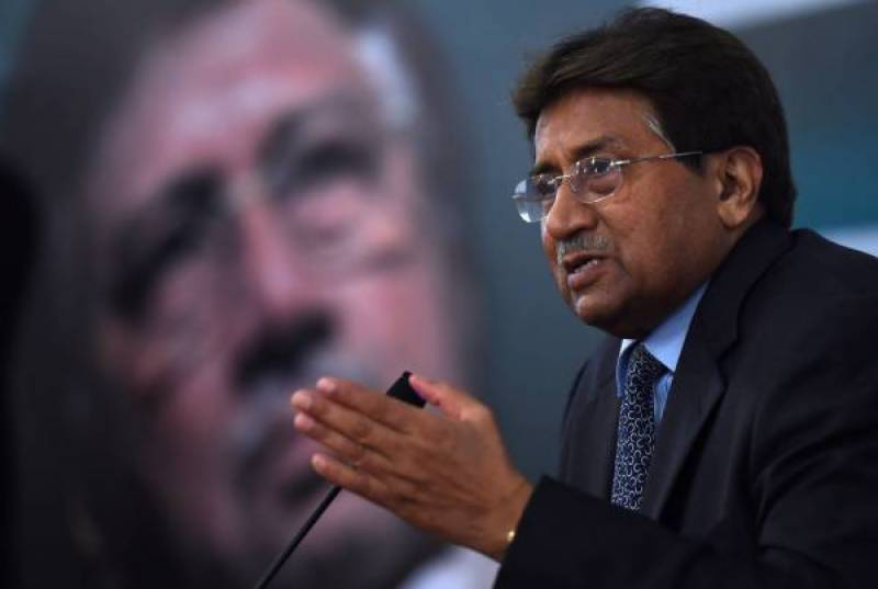 Musharraf challenges non-bailable arrest warrant in IHC