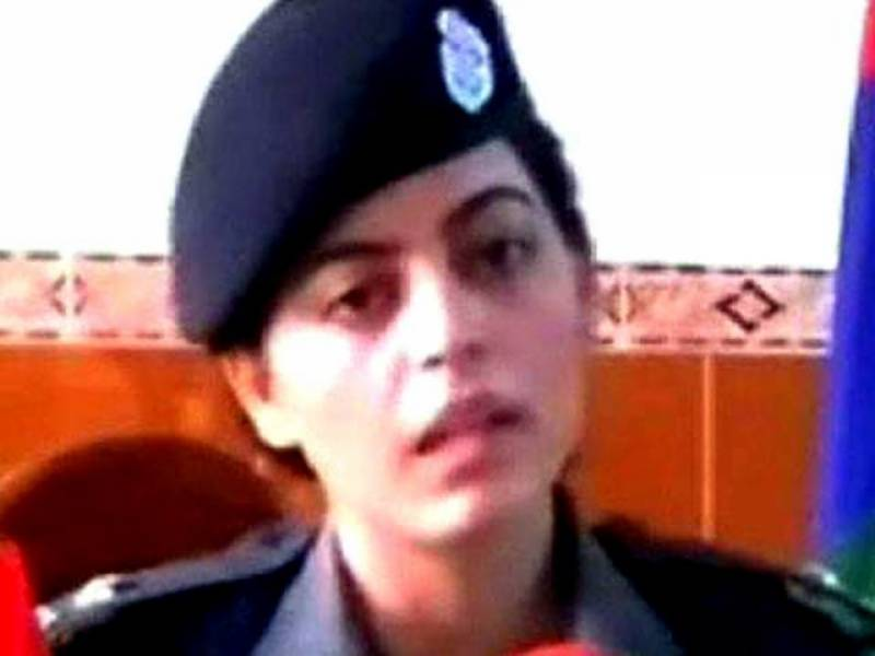 Sindh police appoint first female spokesperson