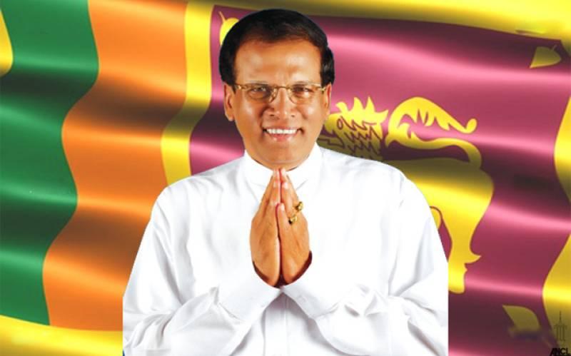 Sri Lankan president to arrive in Pakistan on April 5