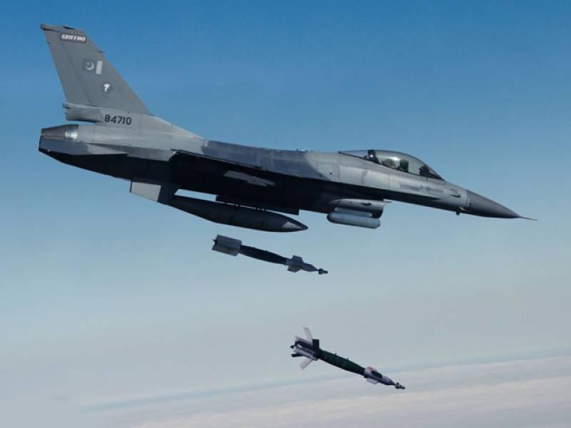 PAF jets hunt six militants in Khyber Agency