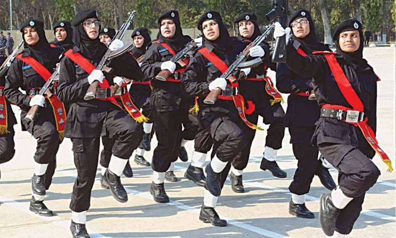 Second batch of Counter-Terrorism Force Punjab passes out