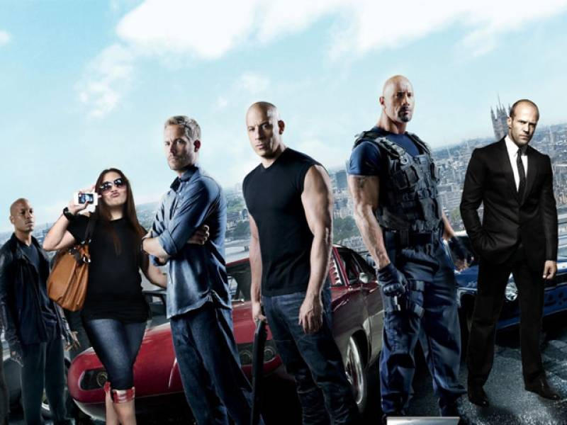 'Furious 7' destroys records with $143.6 million debut