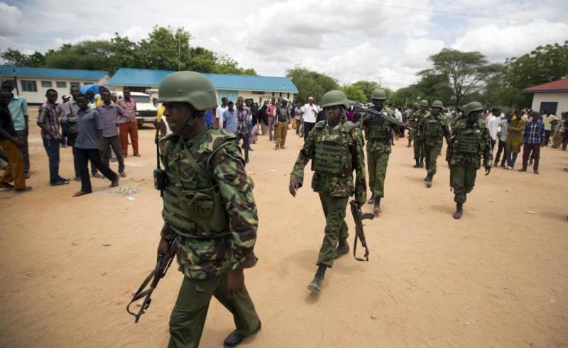 Kenya destroys two al-Shabaab camps in Somalia