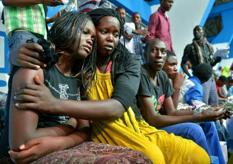 Kenya identifies 1 of 4 Shabaab gunmen as son of government official