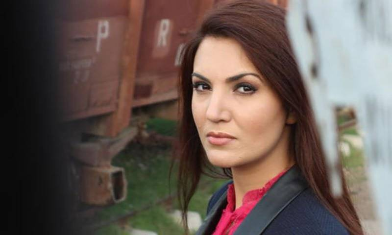Reham Khan questions the topic of Parliament's joint session