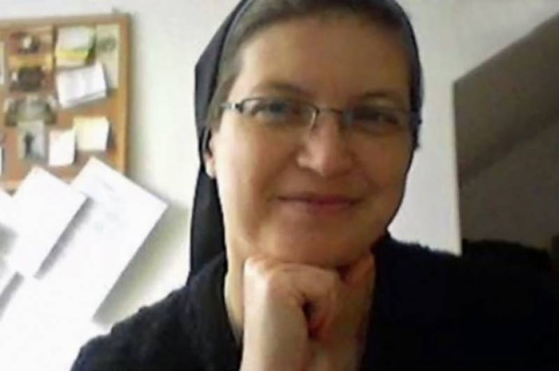 Slovakian nun stabs 7 year old to teach him about Jesus's suffering