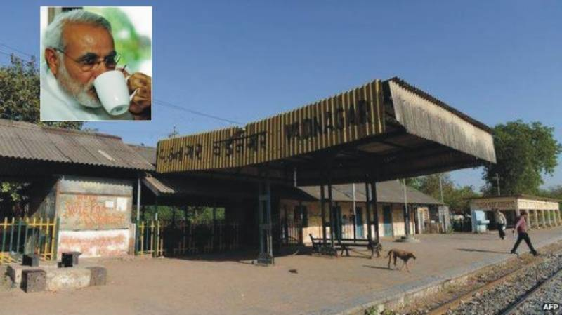 Bus tours to PM Modi's tea stall in Gujarat