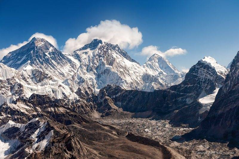 Chinese expansion goes underneath Mount Everest, literally