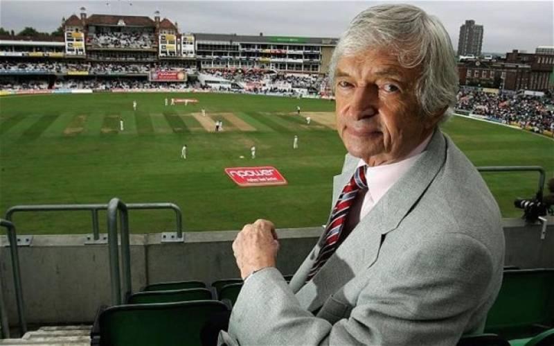 'Voice Of Cricket' Richie Benaud dies at 84