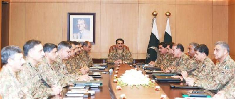 Yemen crisis serious threat to entire region: Pak Army