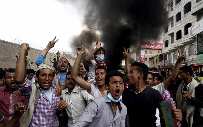 500 Houthis dead on Saudi border since March 26