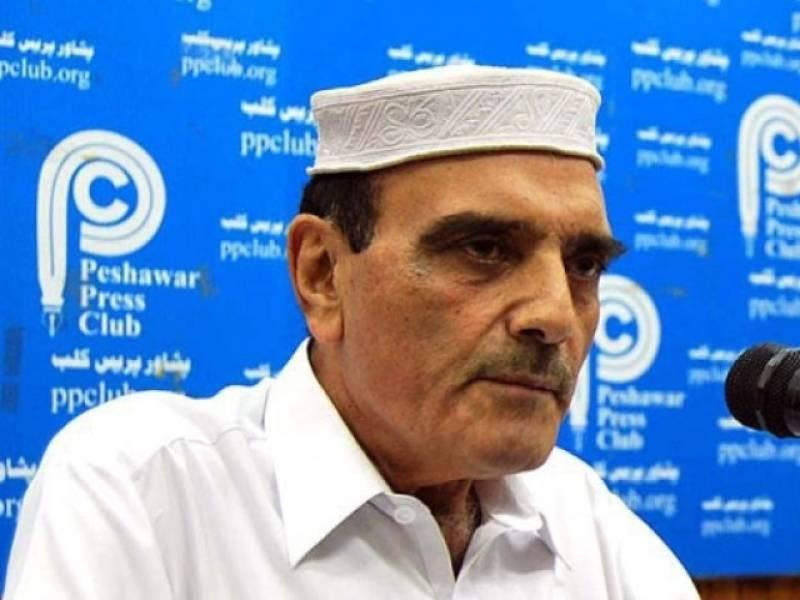 Azam Khan Hoti dies at 69