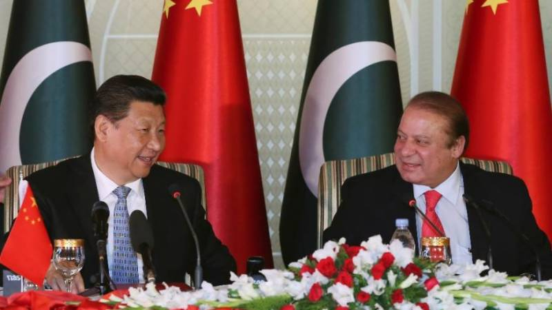 China firmly supports Pakistan's territorial integrity, economic uplift : President Xi