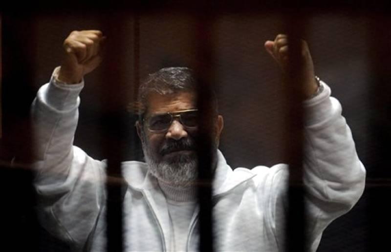 Egypt's Mursi sentenced to 20 years for protestors' killings