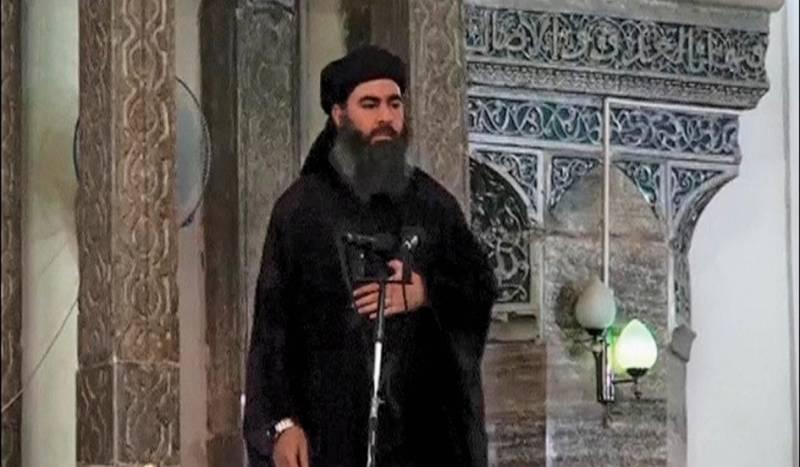 Islamic State's al-Baghdadi 'seriously injured' in air attack