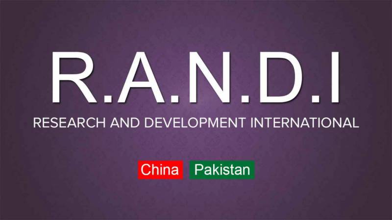 Pak-China joint think tank RANDI sparks controversy at Twitter
