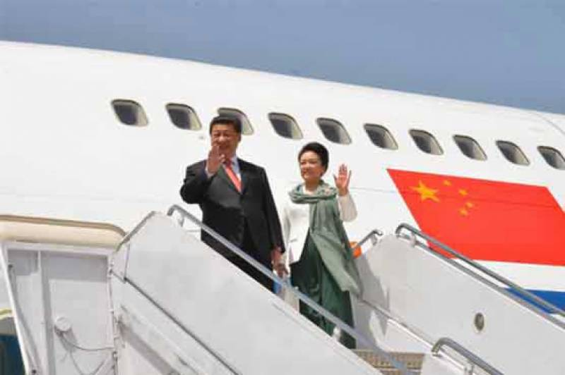 President Xi leaves Pakistan after historic visit
