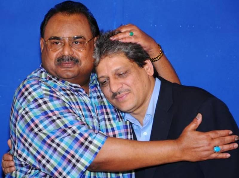 Altaf Hussain disowns Sindh Governor Dr Ishratul Ebad