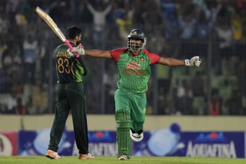FIRST TIME EVER: Bangladesh whitewash Pakistan
