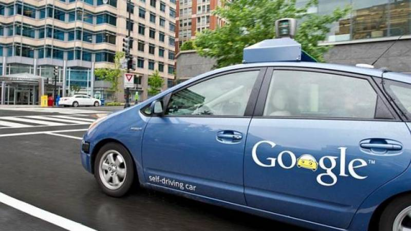 'Google accident free cars to hit roads very soon'