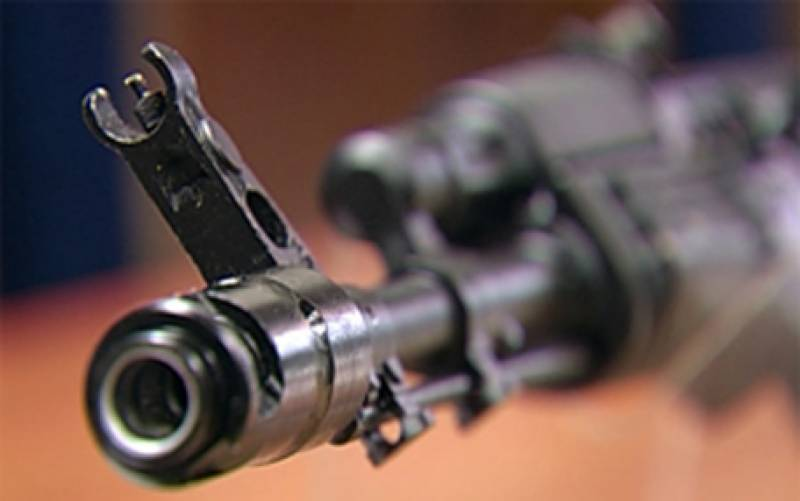 KILLER KID: Saudi boy kills man with assault rifle