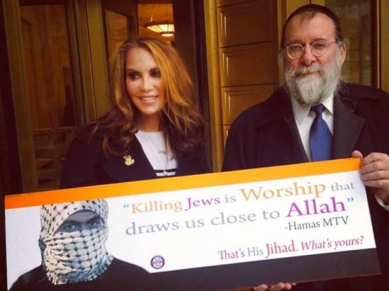 WELCOMING VIOLENCE: US judge 'incites terrorism' by validating 'Muslims killing Jews' ad