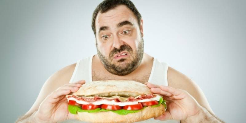 EXERCISE NOT ENOUGH: Obese people just need to eat less