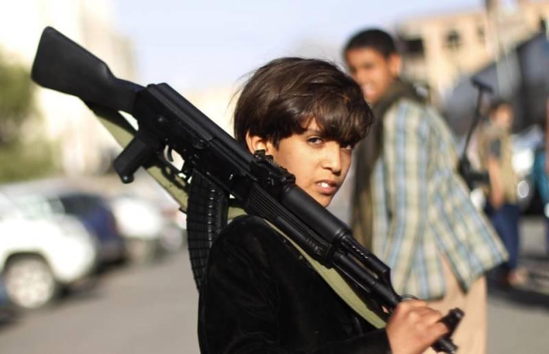115 kids killed in Yemen crisis so far