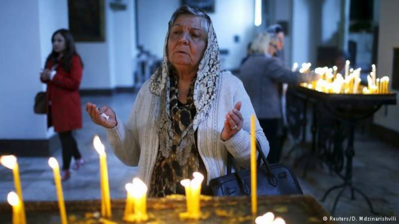 Armenians mark centenary of Ottoman massacres