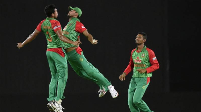 Bangladesh beat Pakistan in first ever T20 match