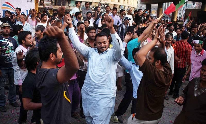 ECP declares MQM's Kanwar Naveed as winner with 95,644 votes